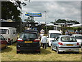 SO6452 : Entrance to the Bromyard Gala by Chris Allen