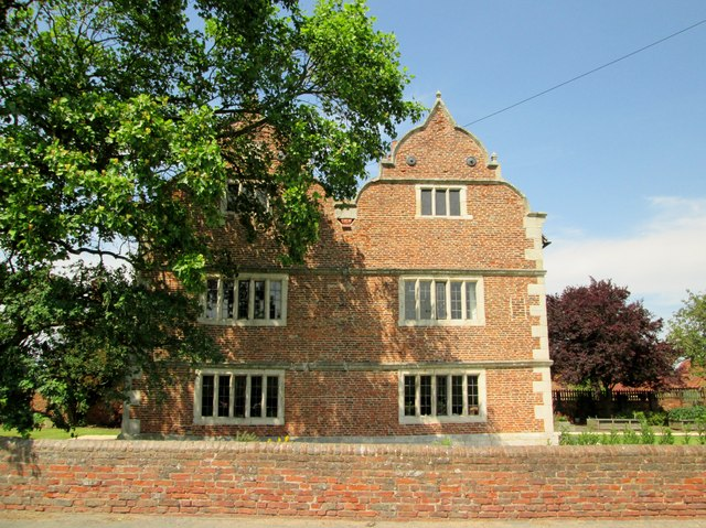 Knedlington  Old  Hall  Grade  2  listed