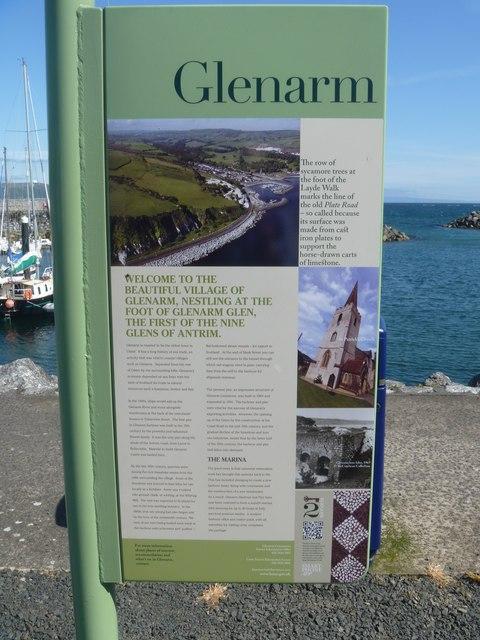 Welcome to Glenarm