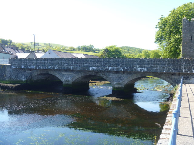 Bridging the river [1]