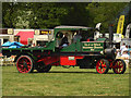 SO6452 : Bromyard Gala - steam wagon by Chris Allen