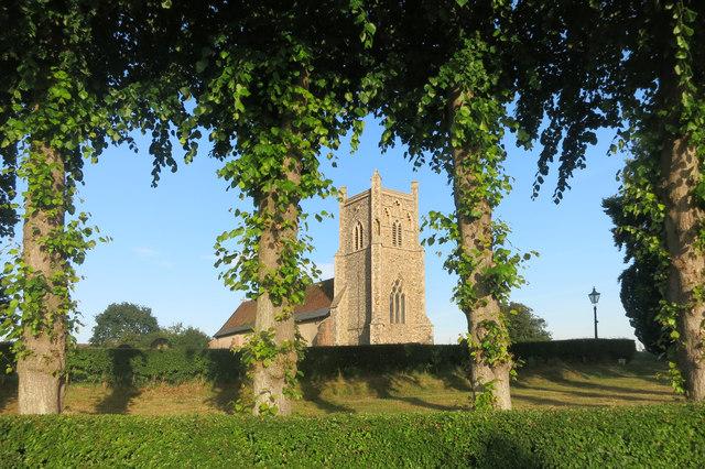 Friston Parish Church