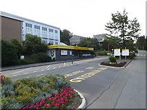 SN5981 : Aberystwyth University Reception by Adrian Cable