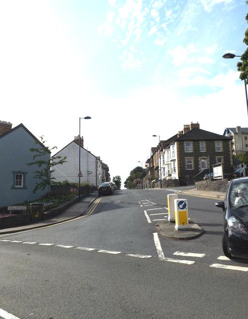 North Road, Aberystwyth