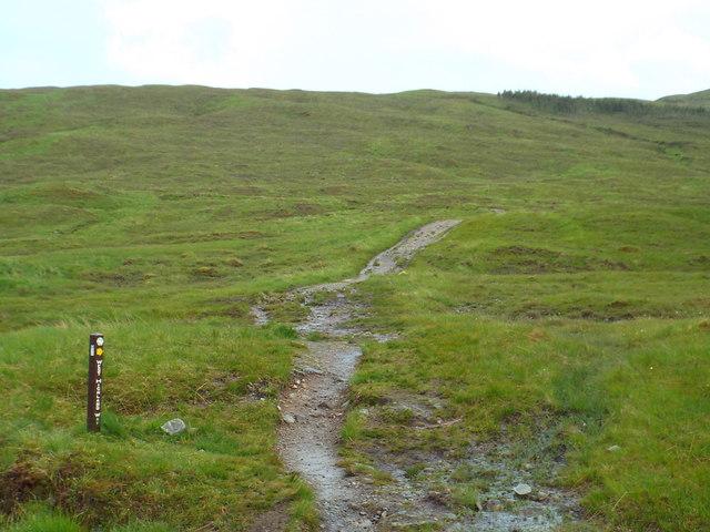 West Highland Way, near Bridge of Orchy