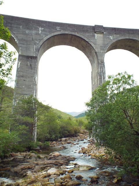 River Finnan at Glenfinnan