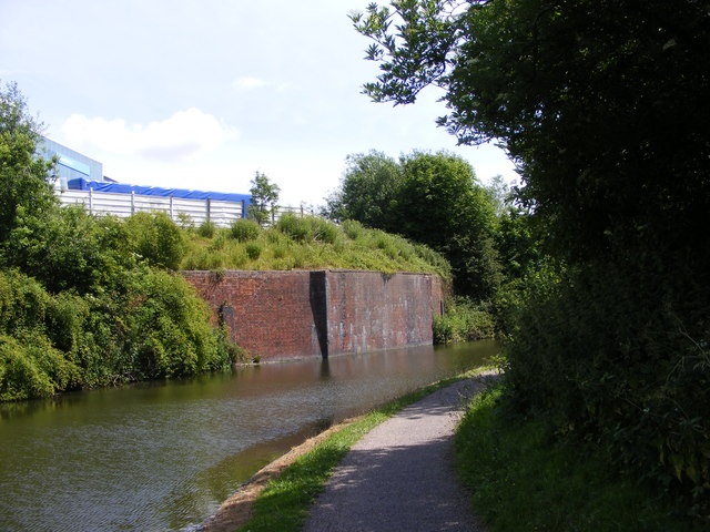 Canal Bridge Support
