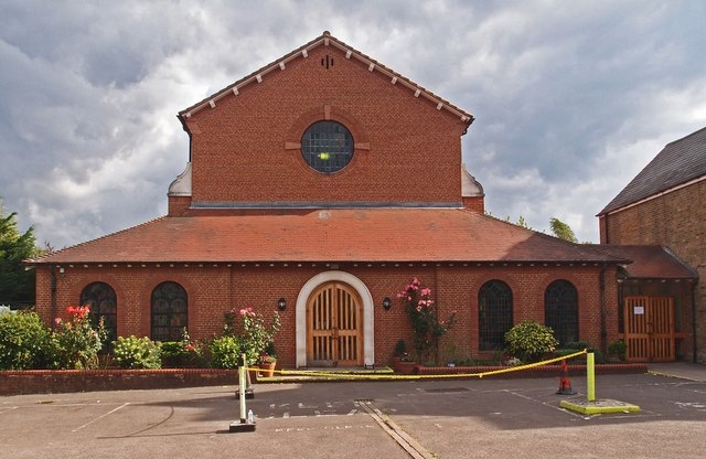 Our Lady of Lourdes Church, New Southgate