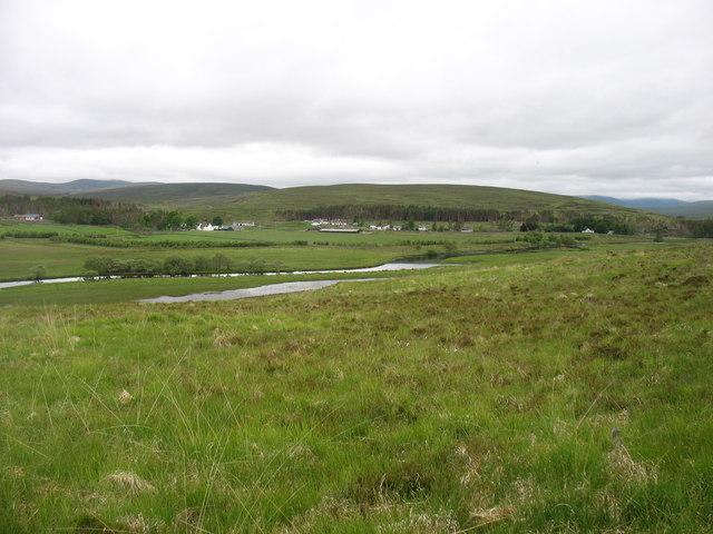 River Mudale and Altnaharra