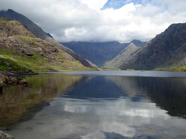 Loch Coruisk by Oliver Dixon