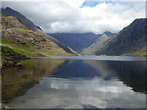 NG4820 : Loch Coruisk by Oliver Dixon