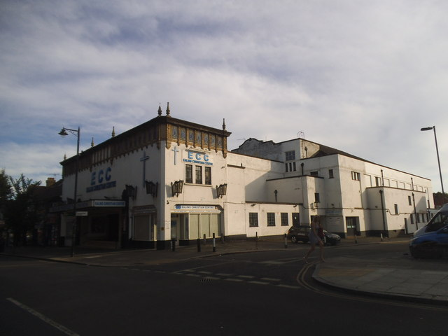 Ealing Christian Centre, Northfields