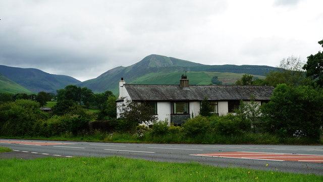Across the A66