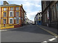 SN5881 : Pier Street, Aberystwyth by Adrian Cable