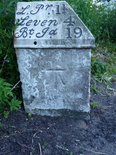 OS benchmark - Upper Largo, Buckthorns milestone