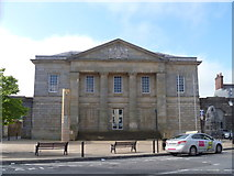 H6733 : The Court House by Michael Dibb