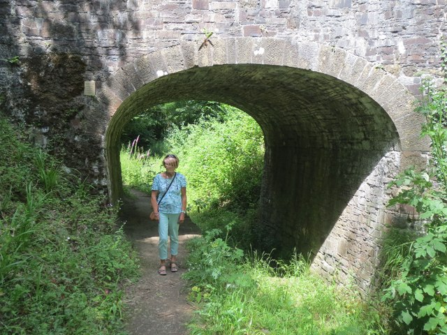 Roving Bridge on Rolle Canal