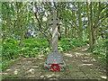 TG2515 : Crostwick War Memorial by Adrian S Pye