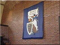 SO9491 : Women Workers Banner by Gordon Griffiths