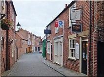 TA0339 : Well Lane, Beverley, Yorkshire by Bernard Sharp