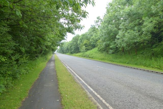 Road to Ashington