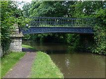 SJ9922 : Bridge 72a crossing the Trent & Mersey Canal by Mat Fascione