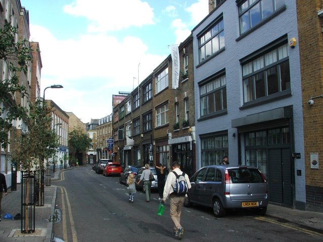 Rivington Street, Shoreditch