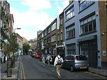 TQ3382 : Rivington Street, Shoreditch by Chris Whippet