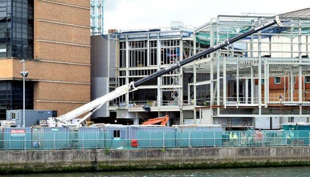 The Waterfront Hall, Belfast - July 2015(2)