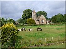 SO8090 : Bobbington, Staffordshire: Holy Cross Church by Dr Neil Clifton