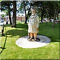 SJ8588 : Scotch Bob on Cheadle Green by Gerald England