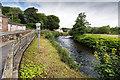 SD0799 : River Irt at Holmrook by David P Howard