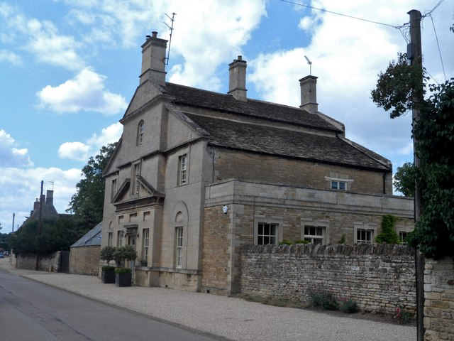 The Manor House, Woodnewton