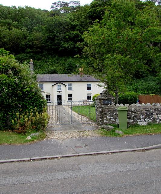 Ivy Cottage, Ferryside
