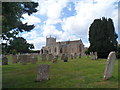 TL0394 : St Mary's church, Woodnewton by Bikeboy
