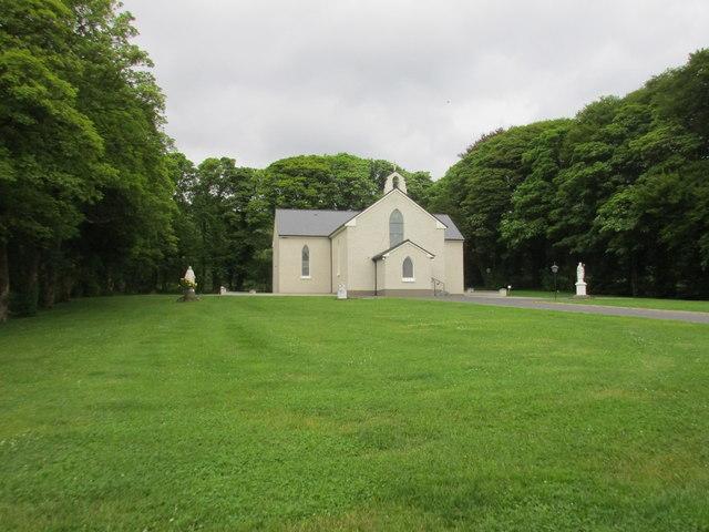 Church at Derrybrien