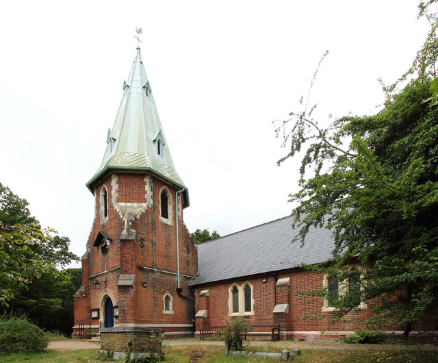 St Mary, Theydon Bois