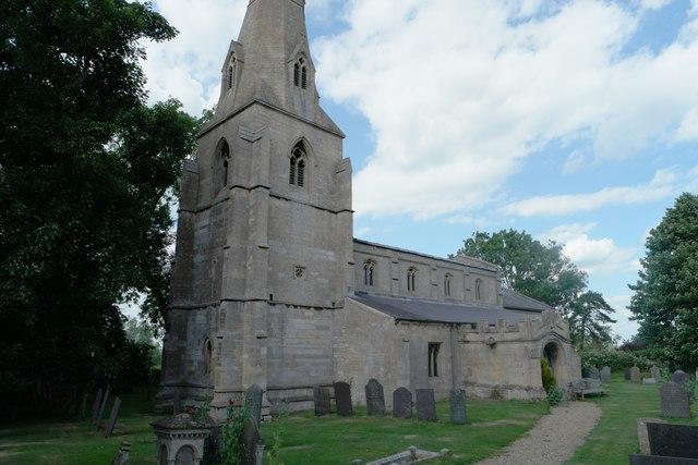 Church of St Andrew, Pickworth