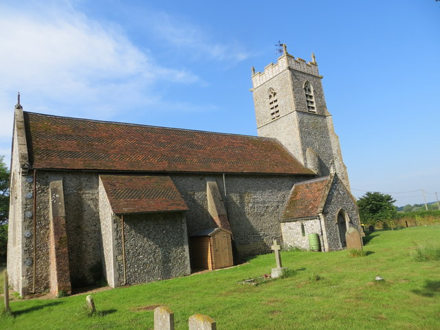 The Church of St Michael at Plumstead