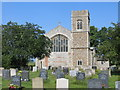 TG0934 : The Church of St Peter and St Paul at Edgefield by Peter Wood