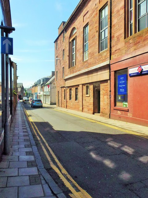 Commerce Street, Arbroath