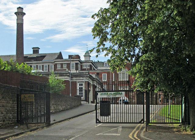 Mapperley Park: once a hospital, now a school