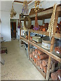 TQ1352 : The head gardener's potting shed, Polesden Lacey by pam fray