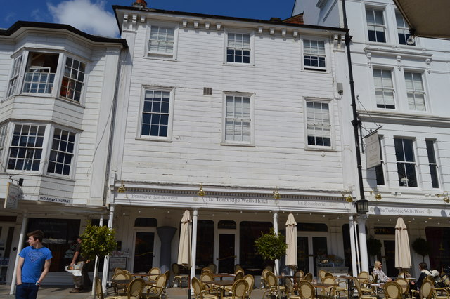 The Tunbridge Wells Hotel, The Pantiles