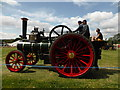 SO6452 : Bromyard Gala - Foden traction engine by Chris Allen
