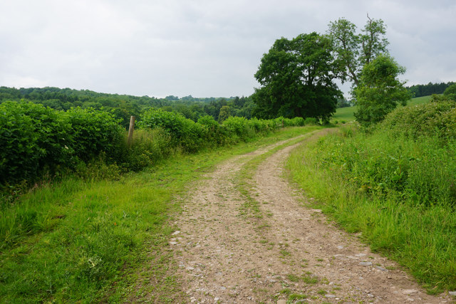Path to Woodhouses