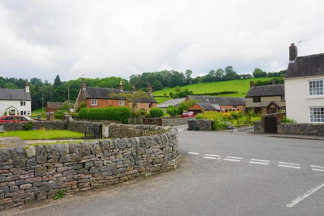 Cottages in Mappleton