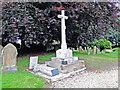 TF9123 : Whissonsett War Memorial by Adrian S Pye