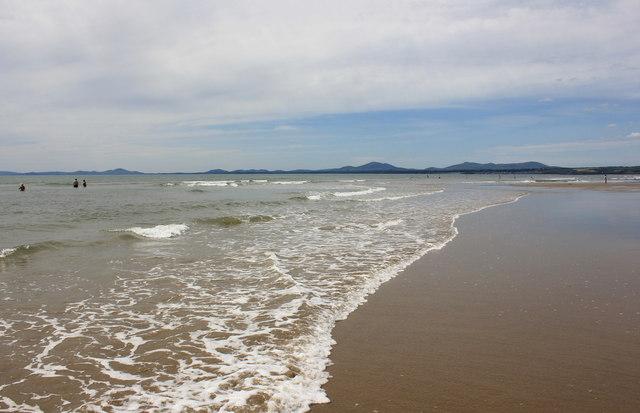 Traeth Harlech (Harlech Beach)