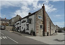 "SK2756 : ""The Nelson Arms"" in Middleton by Wirksworth by Neil Theasby"